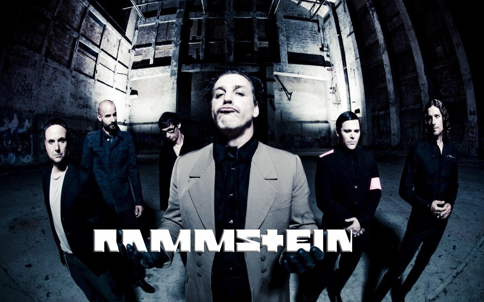 rammstein на рабочий стол фото