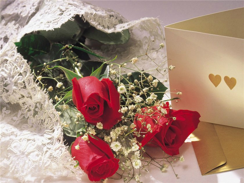 Подарки и цветы от любимого 783