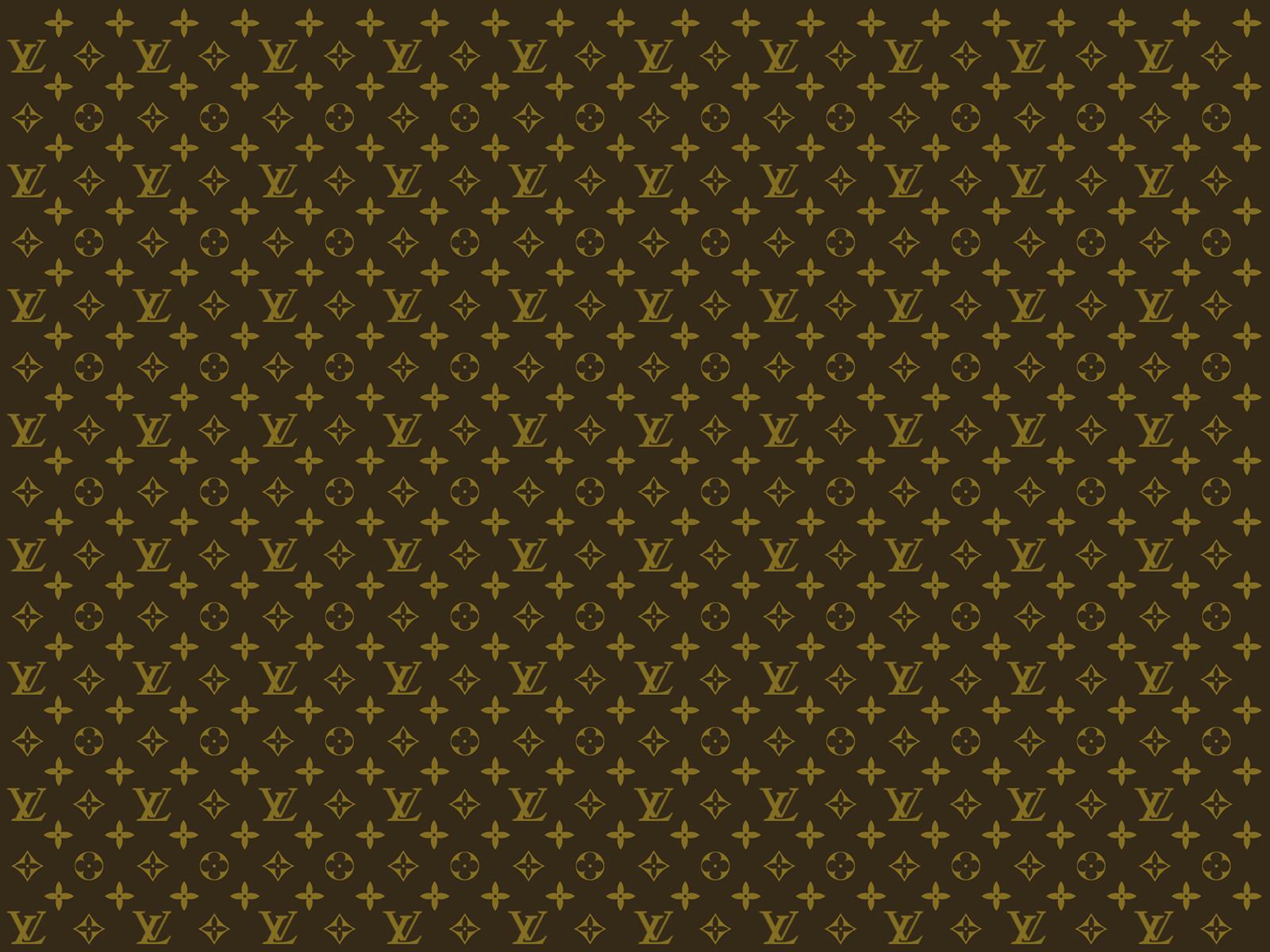 Louis vuitton wallpaper black