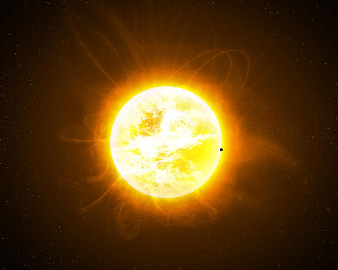 Солнце на рабочий стол фото 184-981