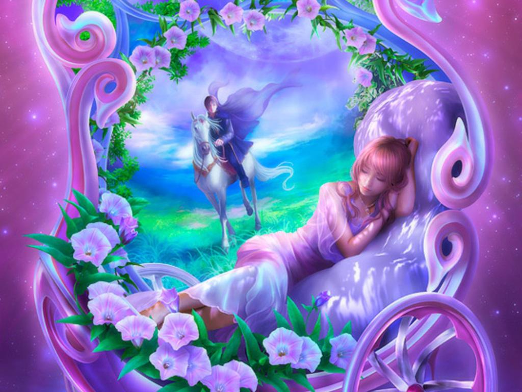 волшебных снов картинки