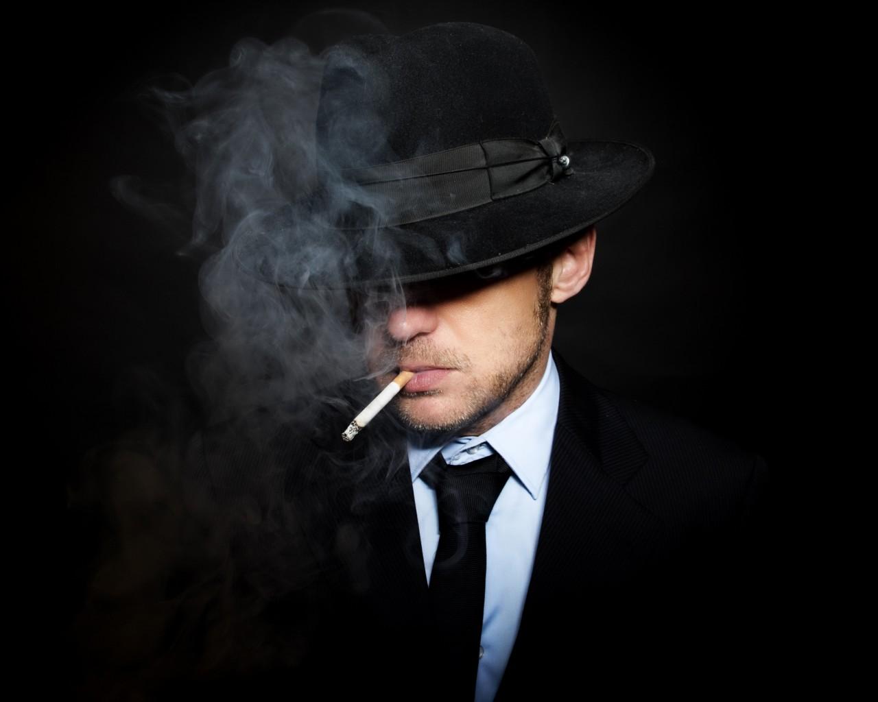 картинки с сигаретой парней