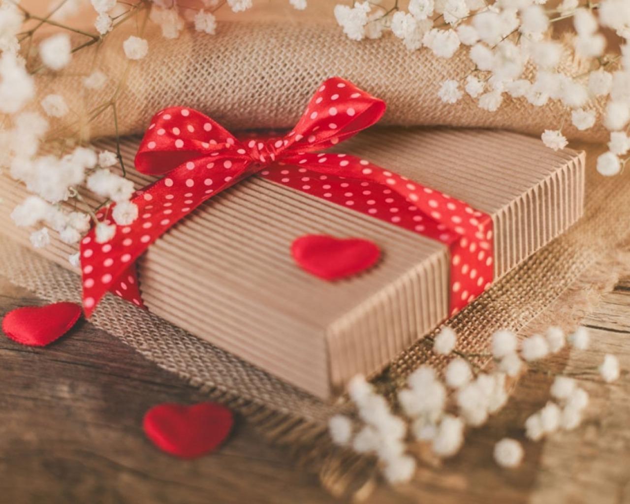 Картинки любовь и подарки 402