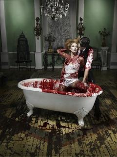 Фото кровавая оргия