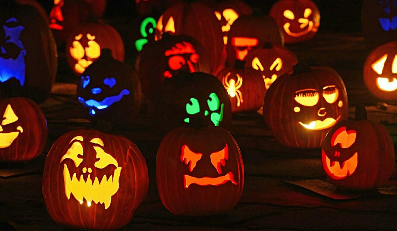 фотки с хэллоуина в клубе