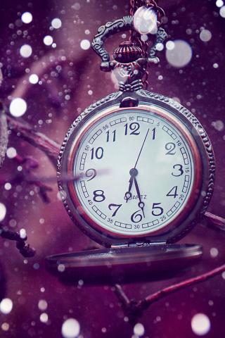 Заставки часы скачать