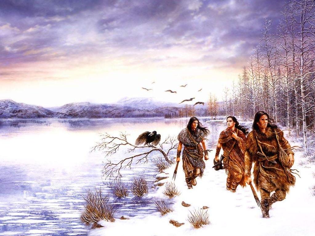 Картинки на рабочий индейцы фото 230-93