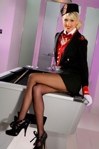 стюардессы интим фото
