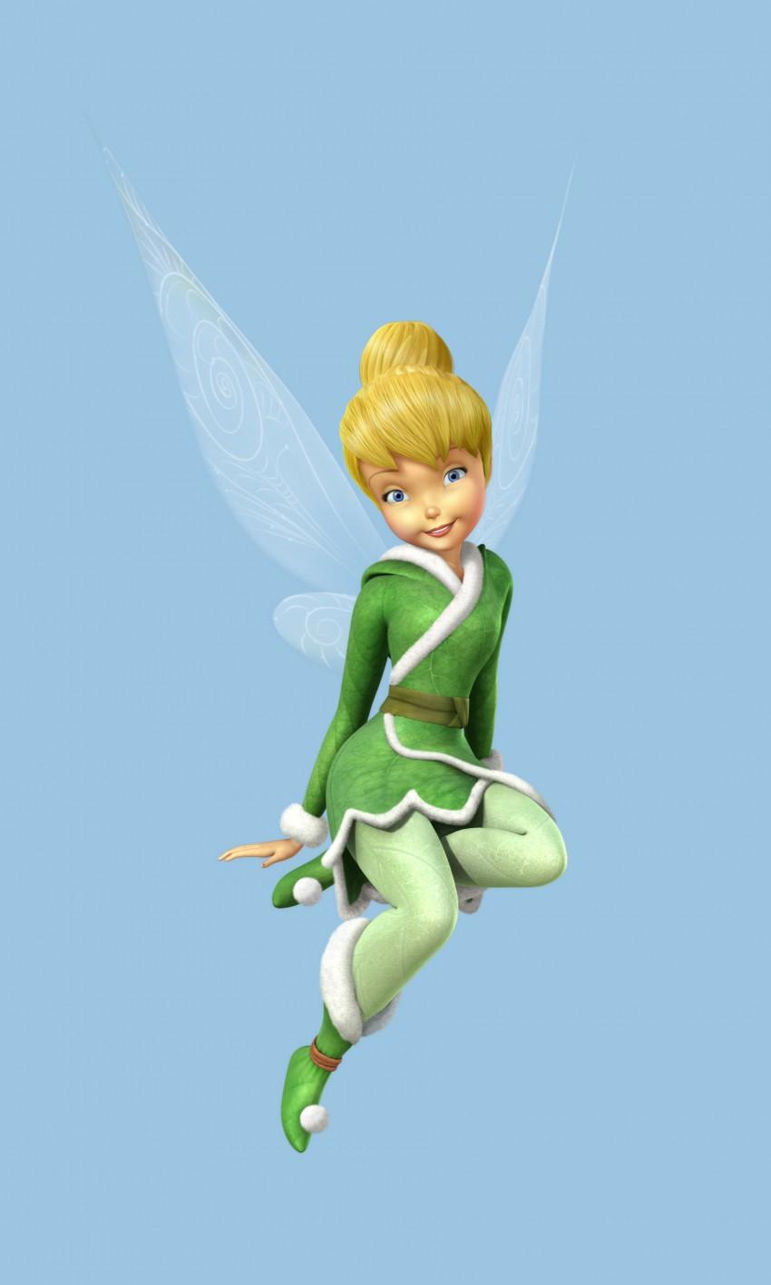 Tinkerbell nude pics porn photo