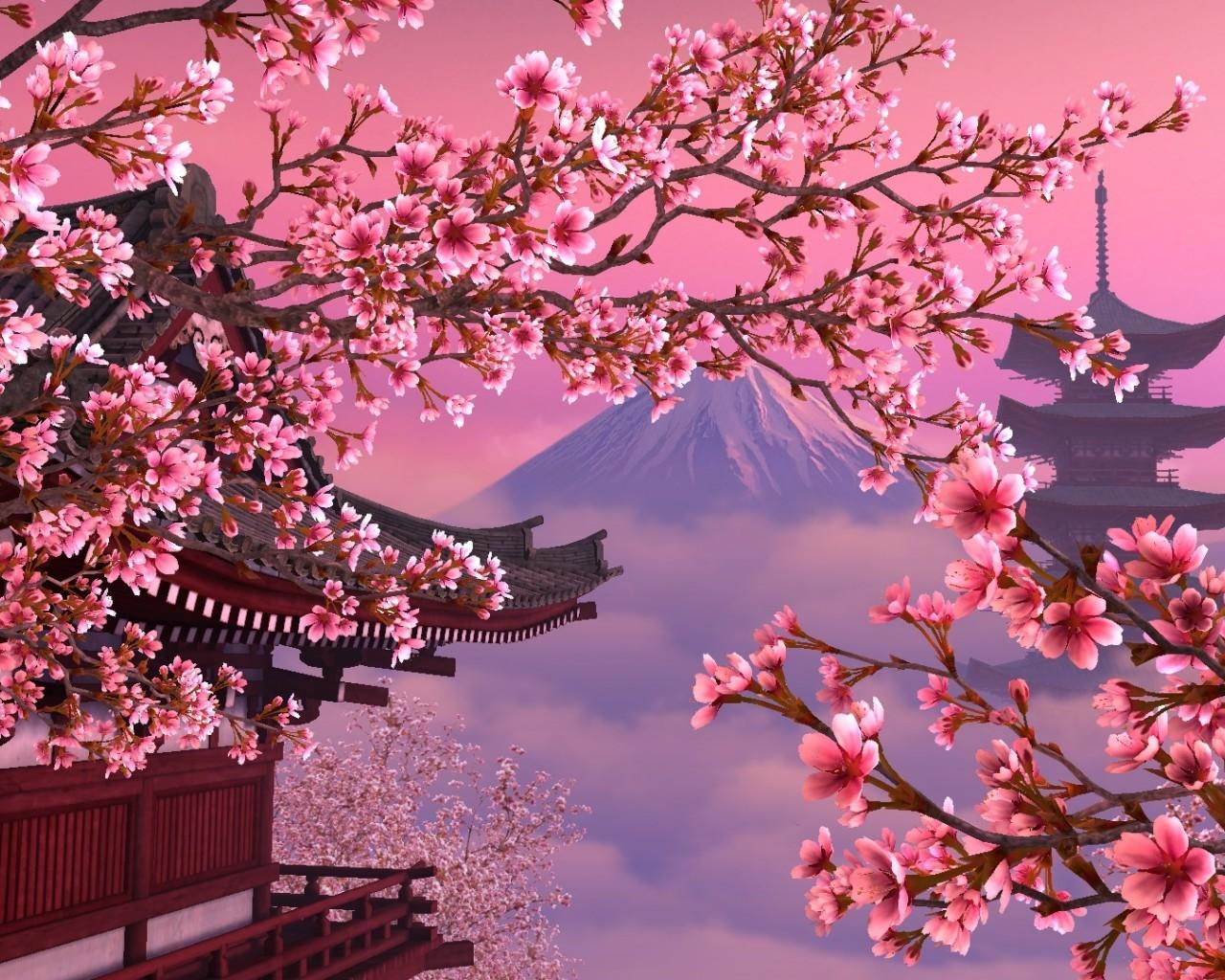 Картинки природа японии