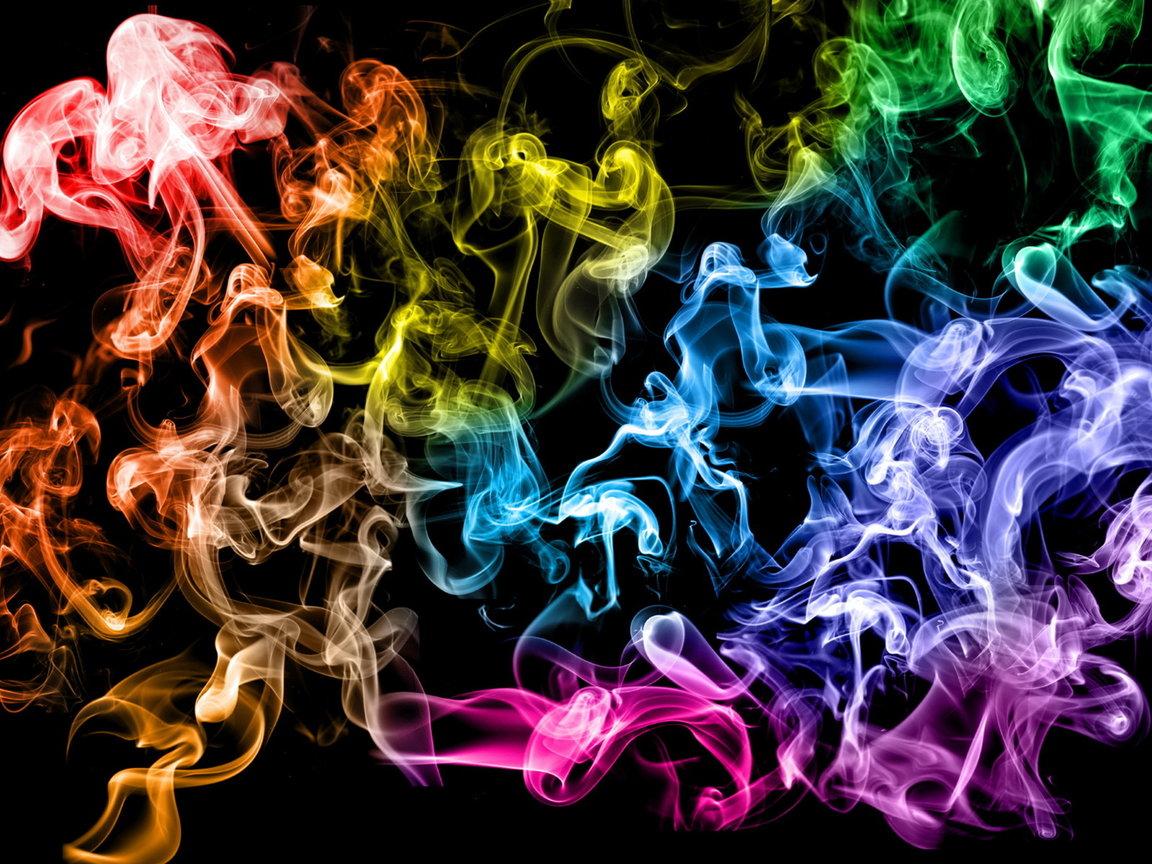 картинки на рабочий стол-дым