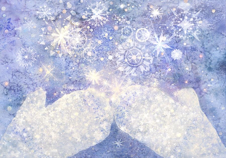 сонник ловить снежинки
