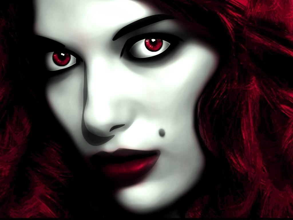 Фэнтезийные девушки вампирши фото 471-537