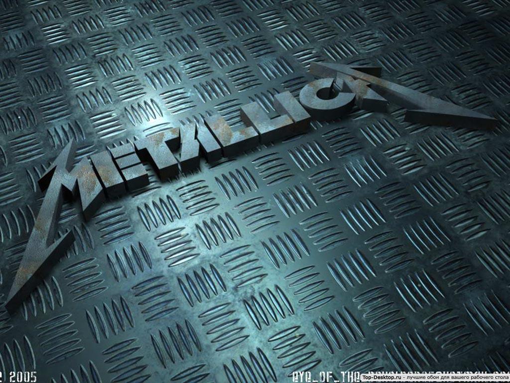 Логотип металлика фото 1