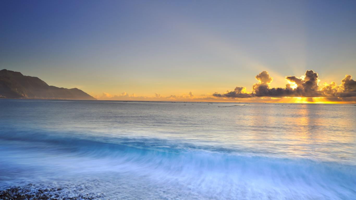 Epic ocean wallpaper